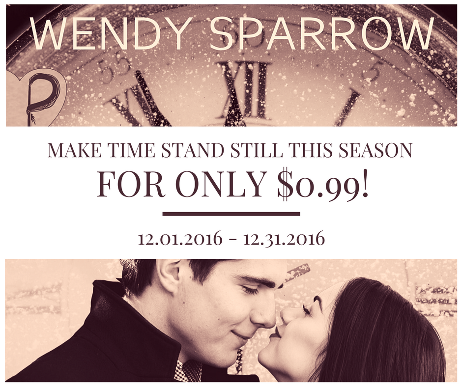 Stealing Time Kobo Sale
