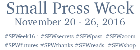 Small Press Week 2016